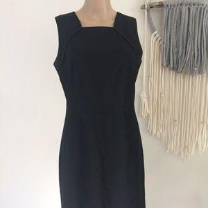 The Limited Classic Little Black Dress LBD Sheath